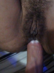 Wild Filipina spinner banged hard in mouth ass and pussy