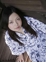 Amateur asian teen girl Miria Kimura