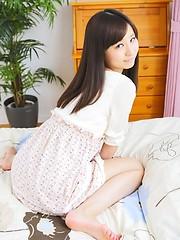 Sexy japanese girl Hirono Nagai