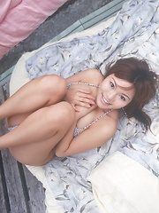 One of the hottest japanese busty idol ever! Yoko Matsugane.