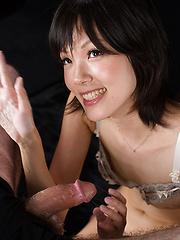 Young japanese slut Yuuki Ryo