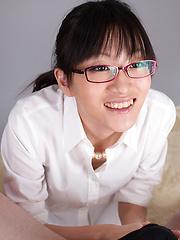 Sexy asian office girl Mikami Ayaka