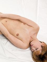Japanese model Otowa Kanna legs compilation