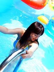 Big titted asian Ayami Sakurai