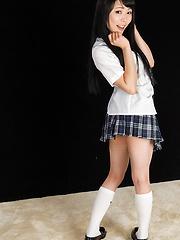 Kawagoe Yui swallows