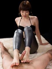 Sweet Japanese Feet