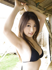 Yoko Kumada Asian is such provocative babe in different outfits
