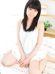 Cute japanese teen Kayo Sakakibara