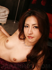 Gorgeous Julia Nanase gets in hot group sex