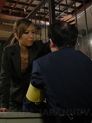 Hot and sexy Japanese Kei gets banged hard
