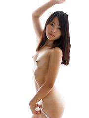 Ariumi Mizuho swallowing sperm