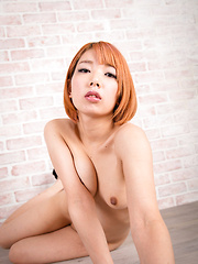 Sweet Japanese Chie Kobayashi erotic pics