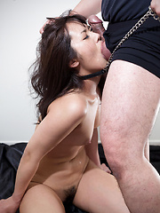Japanese Momota Mayuka rough face fuck