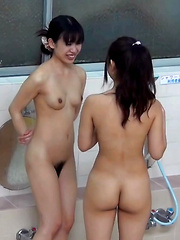 Steamy Streams At A Bathhouse 2