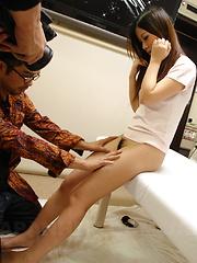 Yuki Kawamoto enjoys some really freaky sex